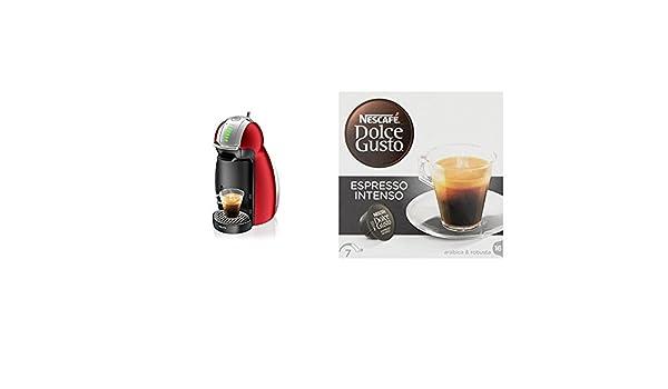 Pack Krups Dolce Gusto Genio 2 KP1605 - Cafetera de cápsulas ...
