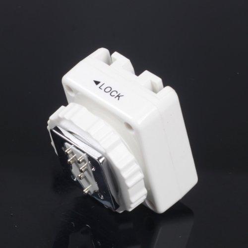 Kaavie Flash Hot Shoe Converter Adapter for Sony HLV F58AM F42AM F56AM F36AM Minolta 3600 5600HS as FS-1200