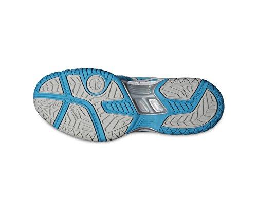 Asics - Zapatillas de bádminton para mujer Azul - turquesa
