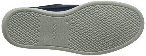 ECCO Soft 4, Zapatos de Cordones Derby para Mujer Blau (50446TRUE NAVY/WHITE)