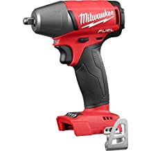 """Milwaukee 2754-20 - M18 FUEL 3/8"""" Compact Impact Wrench w/ Friction Ring -Bare Tool"""