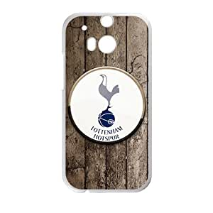 Happy Tottenham VS Chelsea Game Cell Phone Case for HTC One M8