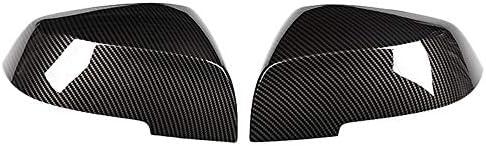 Garniture de couvercle de couvercle de rétroviseur latéral en Fiber de carbone LYSHUI pour BMW série 3 4 Gt F30 F31 F32 F33 F34 F36 20132018