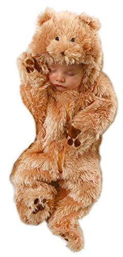 Princess Paradise Baby's Snuggle Bear Deluxe, As Shown, 0/3M]()