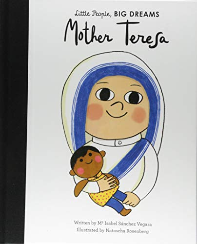 Mother Teresa (Little People, BIG DREAMS (18)) (Hair A Christmas Story Mother's)