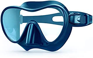 Scuba Mask, Zenoplige 2020 Upgraded Diving Snorkel Frameless Mask Goggles, Anti-Fog Anti-Leak Panoramic Glass for...