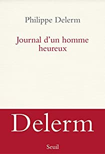 Journal d'un homme heureux par Delerm