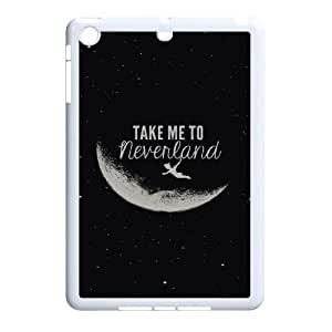 [H-DIY CASE] For Ipad Mini 2 Case -Peter Pan -Never Grow Up -Take Me to The Neverland-CASE-20