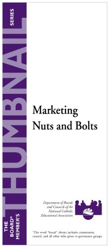 Read Online Thumbnail: Marketing Nuts and Bolts - 15 Flyer Pack PDF