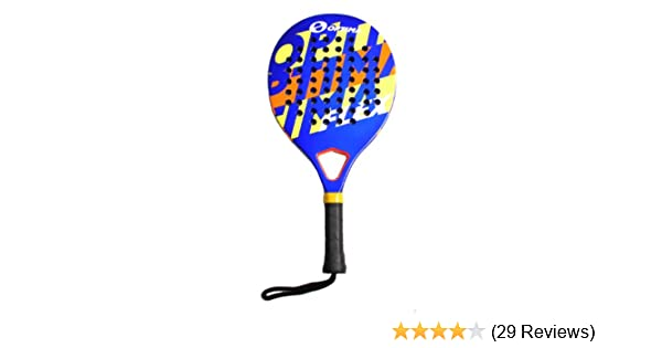 Amazon.com : Optima FLEX Carbon Platform Padel Beach Paddle Tennis Raquet : Paddle Tennis Rackets : Sports & Outdoors