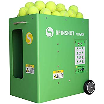 Image of Ball Machines Spinshot-Player Tennis Ball Machine (Best Seller Ball Machine in the World)