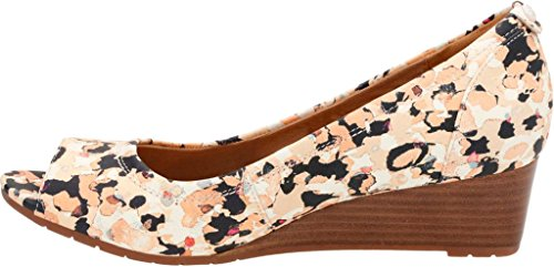 buy cheap exclusive outlet fast delivery Clarks Women's Vendra Daisy Black Multi Leather Shoe (12) sale footlocker finishline hot sale websites sale online i8Qm0TaB1