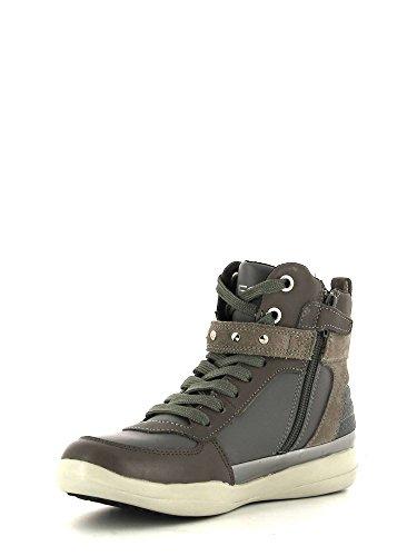 Geox J4227A 05422 Zapatos Niño Gris