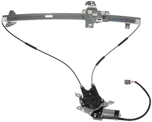 Dorman 741-587 Ford Econoline Van Front Passenger Side Window Regulator with Motor