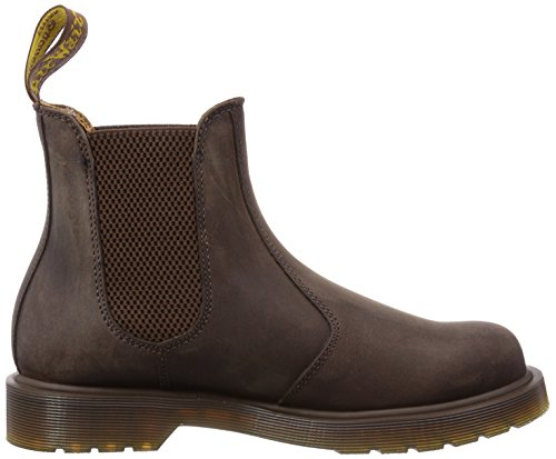 Dr. Martens Mens 2976 Crazy Horse Chelseaboots Gaucho