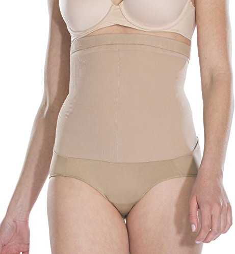 ASSETS Red Hot Label by SPANX Firm Control High-Waist Panty, 1, Near Nude (Control Spanx Super)