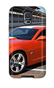 New 2010 Chevrolet Camaro Ss Indianapolis Car Tpu Skin Case Compatible With Galaxy S5