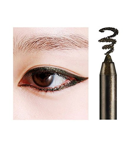 [(3 Pack) BBIA Last Auto Gel Eyeliner #55 50s] (50s Make Up)