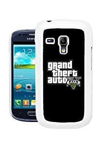 COVER FOR SAMSUNG S3 Mini i8190 GRAND THEFT AUTO 5, V by ruishername