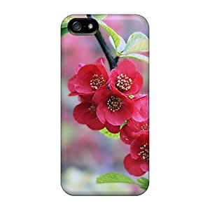 Iphone High Quality Tpu Case/ Flowers HODOgkb3494cXxrM Case Cover For Iphone 5/5s