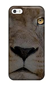 Pretty DiiIfjk308nJWOv Iphone 5/5s Case Cover/ Lion Series High Quality Case