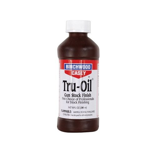 Tru-Oil Gun Stock Finish 8oz. Birchwood Casey 23035