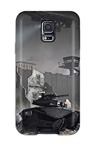 New Arrival Case Specially Design For Galaxy S5 (homefront The Revolution Game)