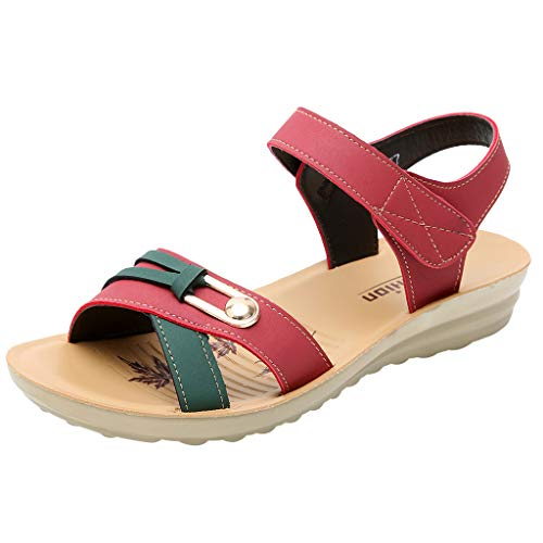 ◕‿◕ Watere◕‿◕ Summer Flat Shoes,Solid Color Soft Bottom for sale  Delivered anywhere in USA