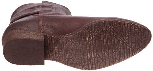 Ebony Marrón cuero 2 Botines Braun fashion de para Yukon Jesup Goldmud 6410 mujer Marron xYw5Oqzf