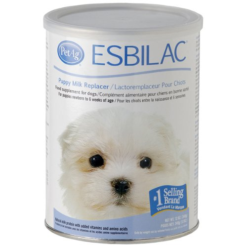 PetAg Esbilac Puppy Milk Replacer Powder, 28-Ounce (Esbilac Milk Replacer Powder)