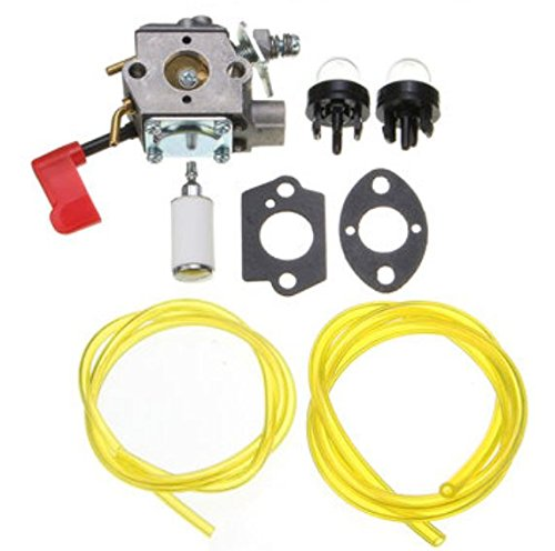 Carburetor Kit For Walbro WT-628 530071637 32cc Gas Trimmer Poulan by ShopIdea