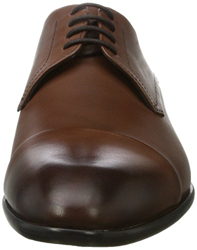 Medium derb buctst Hombre para Derby Marrón Dressapp 10199031 Brown 01 HUGO BqZznTw
