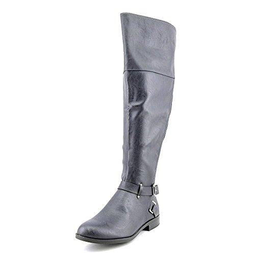 Bar Iii Dolly3 Wide Calf Mujeres Us 11 Blue Knee High Bota