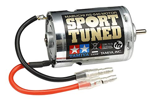 Tamiya America, Inc RS540 Sport Tuned Motor: All 540, TAM53068
