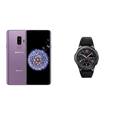 Amazon.com: Samsung Galaxy S9+ Unlocked Smartphone - Lilac ...