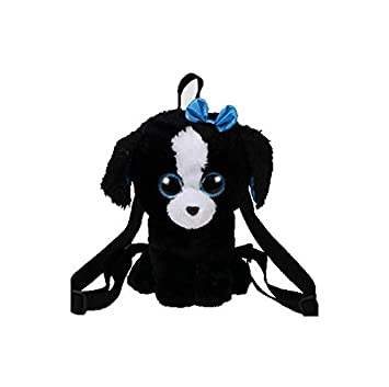 ea2d73e376f Amazon.com  Ty Beanie Babies Ty Gear 95008 Tracey the Dog Boo Back Pack   Toys   Games
