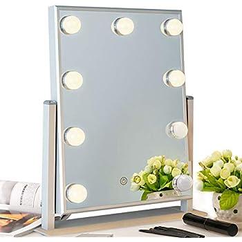 Amazon Com Yvettevans Hollywood Makeup Vanity Mirror