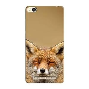 Cover It Up - Content Fox Redmi 3s Hard Case