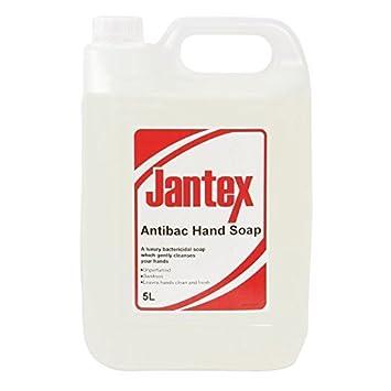 1 x 5ltr para dispensador jabón de manos antibacteriano/Comercial Kitchen Chef Cafe Pub: Amazon.es: Hogar