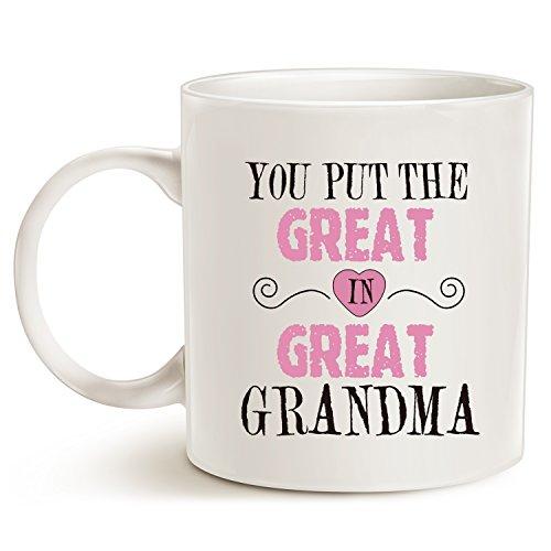 Buy great grandma gift