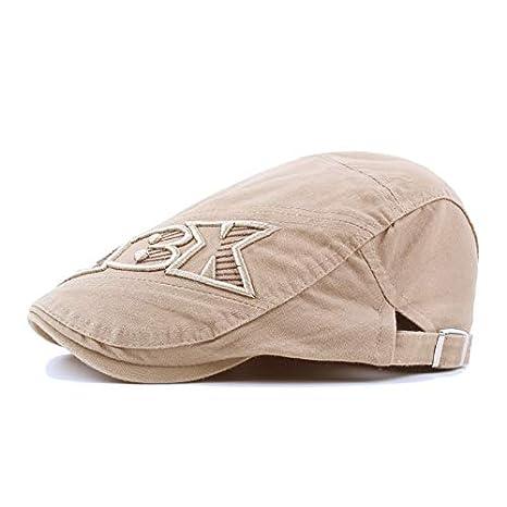 DOLDT1 Gorra Plana Ajustable de algodón for Hombres, Bordado ...