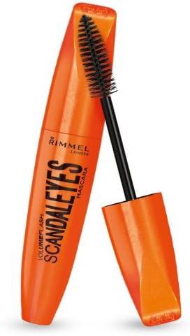 3 Pack) RIMMEL LONDON Scandaleyes VolumeFlash Mascara + Bonus Eyeliner - Extreme Black: Amazon.es: Belleza