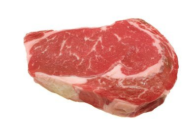 Kosher Ribs - Glatt Kosher Rib Eye Steak 3pcs - 1.5lb Pack