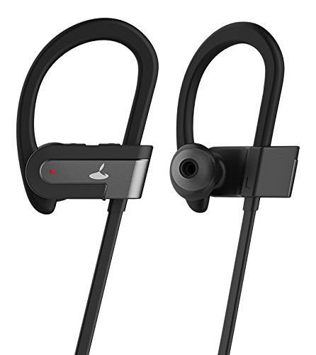 bluetooth earbuds meidong wireless ear buds in ear headphones sports stereo. Black Bedroom Furniture Sets. Home Design Ideas