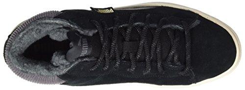 Sneaker 1948 Alto Unisex Collo Corduroy Mid Black a Nero Puma black Adulto q46U6