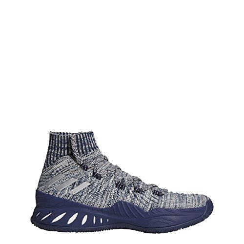 adidas Crazy Explosive 2017 Primeknit Shoe Men's Basketball Grey-dark Navy sale good selling buy cheap amazon discount extremely cheap price buy discount tGSMYs7