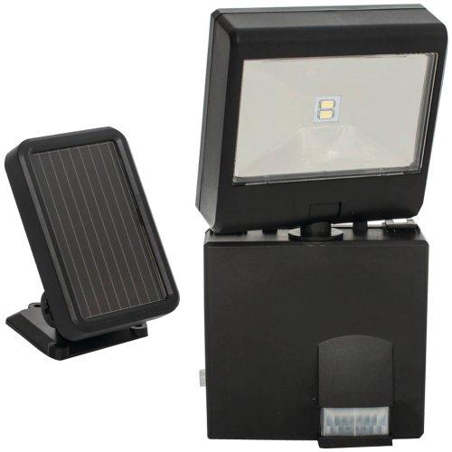 MAXSA(R) INNOVATIONS 44311 Solar Security Light, new by MAXSA(R) INNOVATIONS