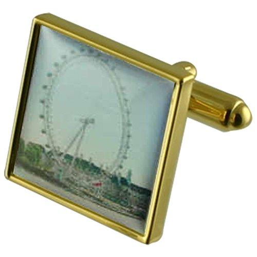 London Eye Manchette avec pochette cadeau sélectionner