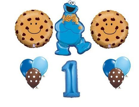 Cooki (Cookie Monster Party Supplies)