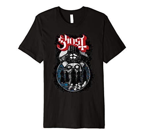 Ghost - BC - Band - Heavy Metal Music Fan 666 T-Shirt ()